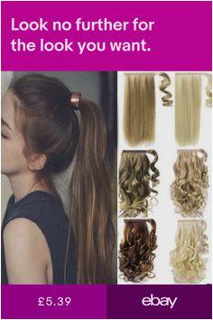 Hair Extensions Health & Beauty ebay