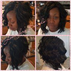 Crochet Kima Ocean Hair Bob Style Contact Jennifer Columbia SC