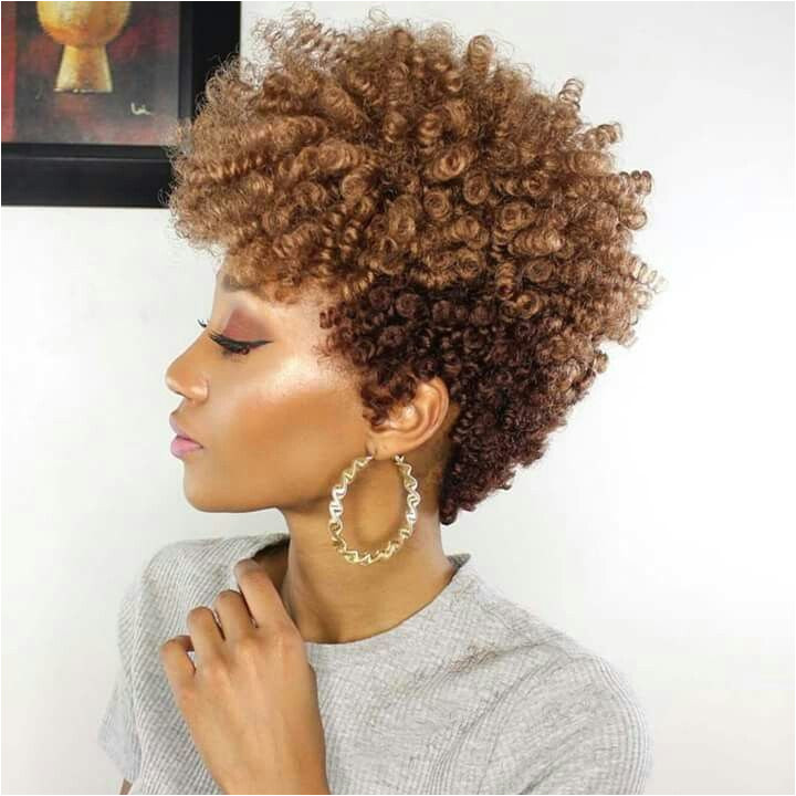short curly crochet hairstyles When Image Results