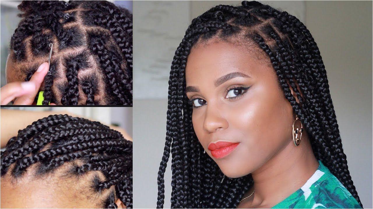 Jumbo Box Braids Kanekalon Braiding Hair Goddess Locs Crochet Hair Braidedhairstyles