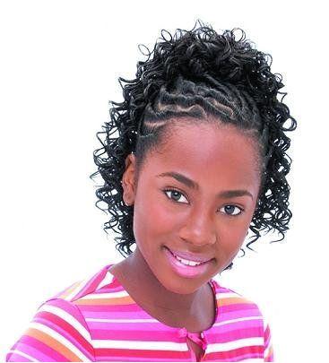 NEW DEEP Shake N Go FreeTress Drawstring Ponytail for KIDS 1B f Black by Freetress $9 99 Hair Pinterest