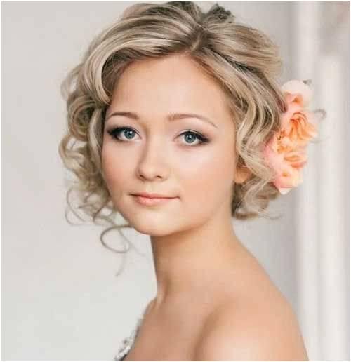 0d Wedding Hair Luna Bridal Curly Hairstyles Elegant Very Short Curly Hairstyles for Wedding Curly Hair