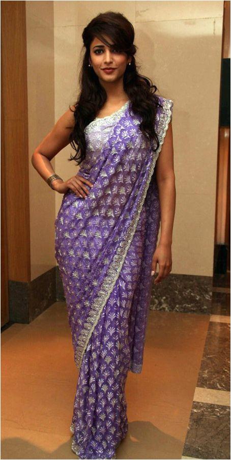 Shruti Hassan 2013 love this saree