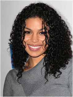 Natural Curls These stunning spiral curls give Jordin Sparks a soft yet glam vibe Read more Best Black Natural Hairstyles Natural Short Long