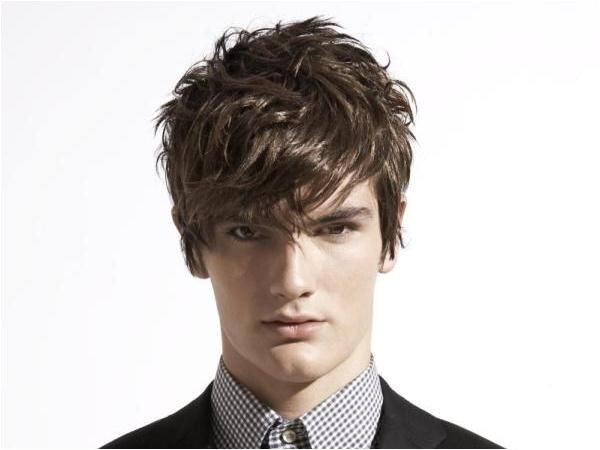 Emo Hairstyles For Curly Hair Guys