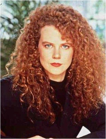Nicole Kidman s natural curls