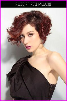 Best Short Haircuts for Curly Hair & Round Face 2019