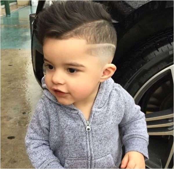 Many modern Hair fashions you can find hair68 blog Even babies can undercuts he s adorable ♥