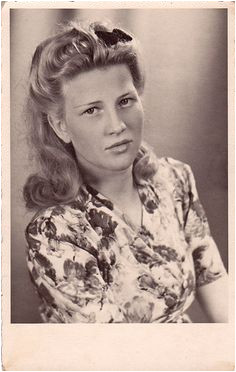 Cute 1940 S Hairstyles 301 Best 1940 S Hairstyles Images