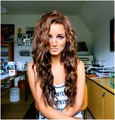 Her hair triple barrel curling iron red hair style for summer Honey you need this