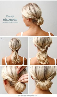 Top 10 Super Easy 5 Minute Hairstyles For Busy La s