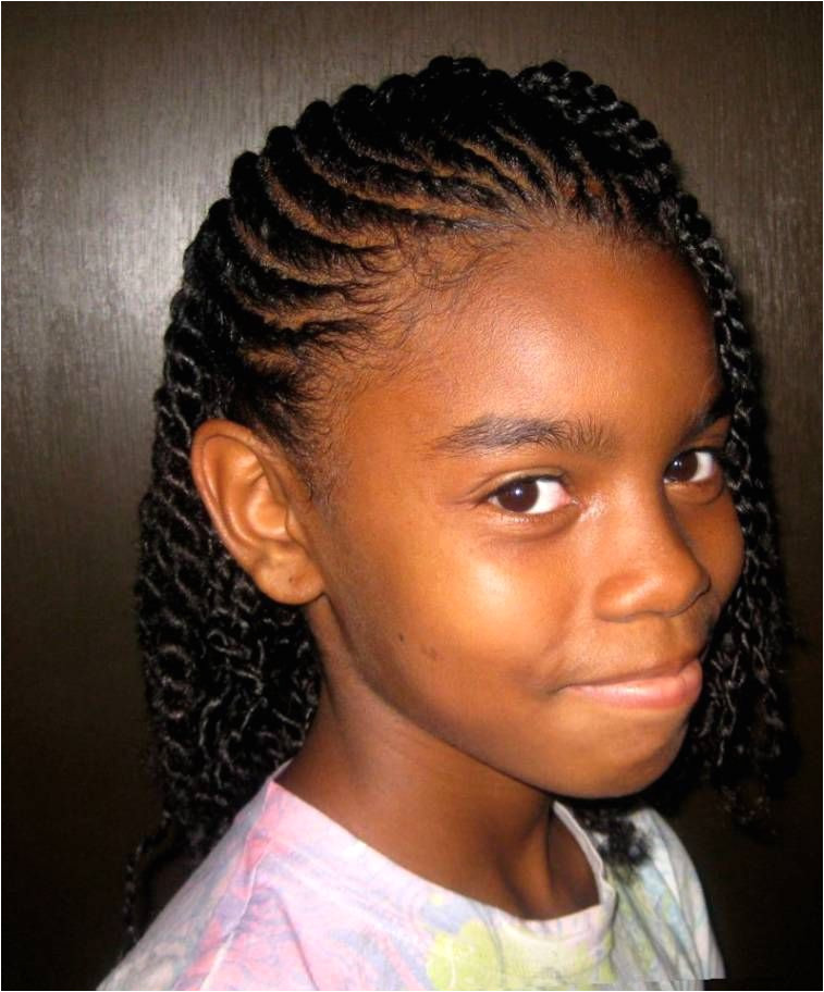 Cute 9 Year Old Hairstyles 12 Year Old Black Girl Hairstyles Hairstyle Pinterest