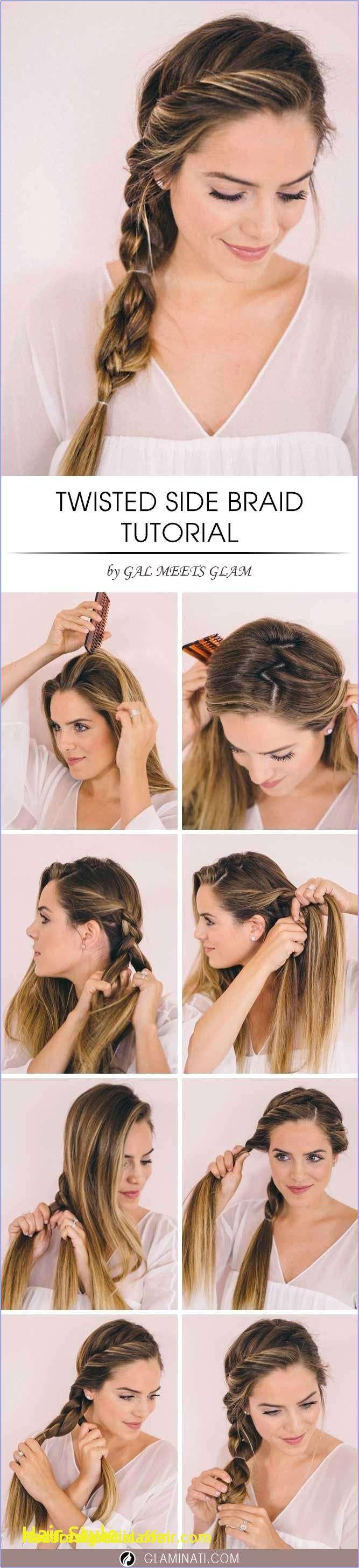 Cute Easy Hairstyles with Braids 7 Best Cute Easy Braided Hairstyles