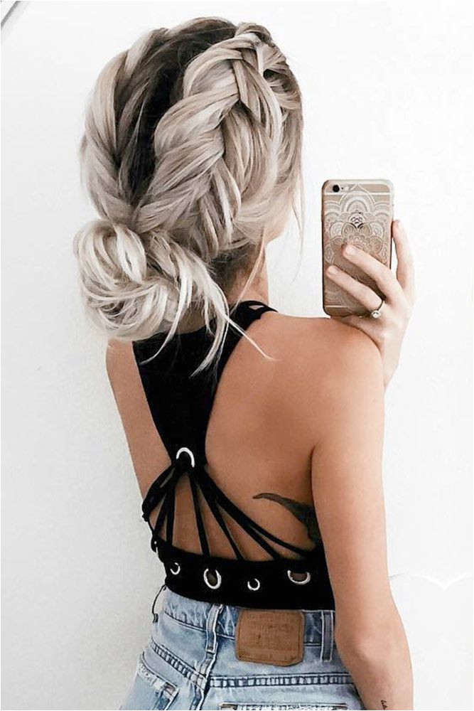 Easy Hairstyles for Spring Break ☆ See more