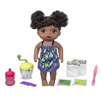 Product Image Baby Alive Sweet Spoonfuls Baby Doll Girl Black Hair