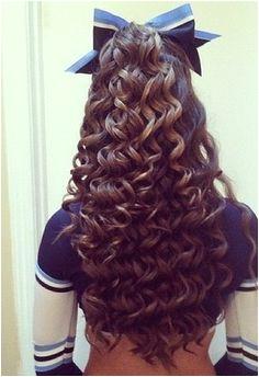 35 Things Every Cheerleader Will Understand BuzzFeed Mobile Cheerleader Hairstyles Cute Cheer Hairstyles