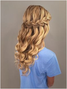 20 Cute Home ing Hairstyles 2018 Prom Hairstyles With Braids Semi Formal