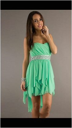 Thought about ting this for 8th grade graduation Cute Dresses For Juniors Cute
