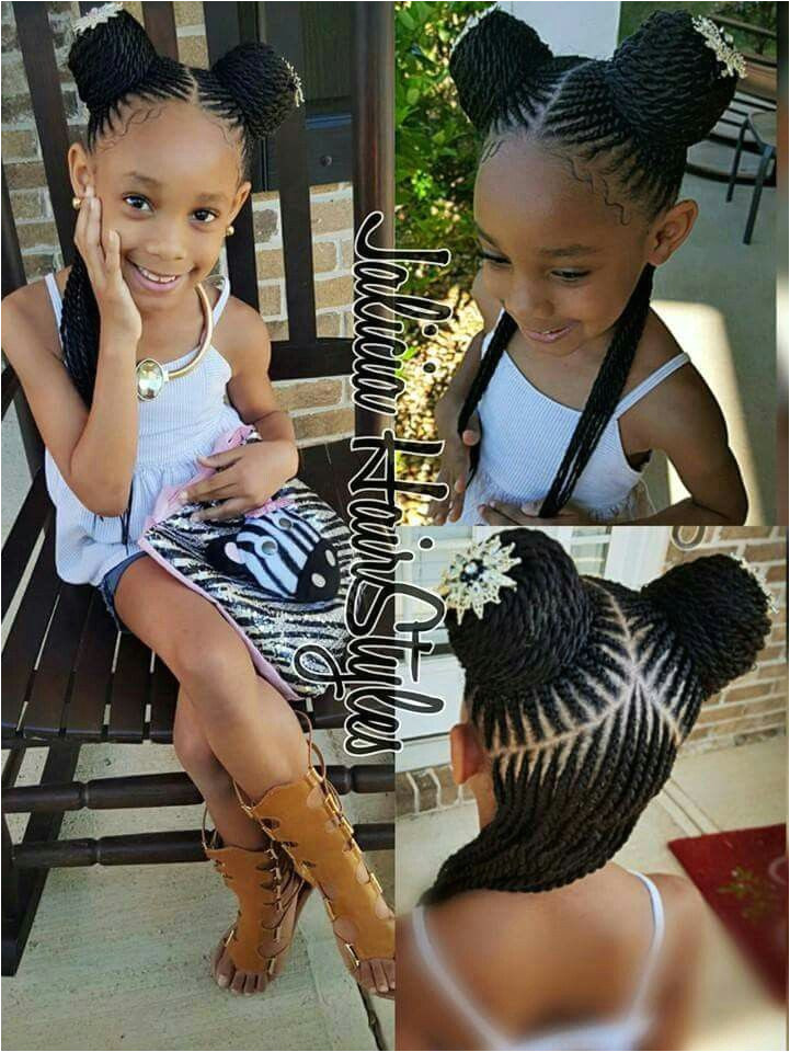 Black little girl hairstyles Hairstyles For Little Girls