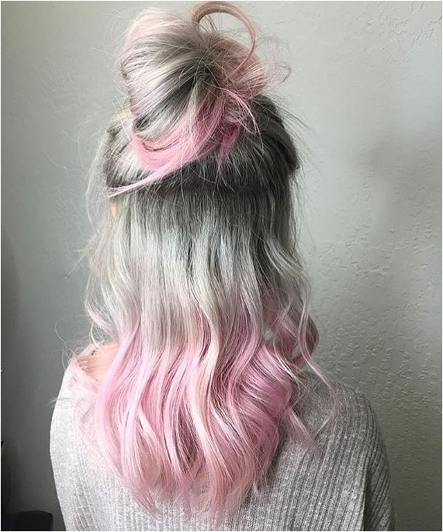 Cute Hairstyles for Dyed Tips norest4thewickd Queen Mu±oz Dye Jobs Pinterest
