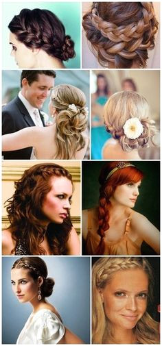 Braided Hair Styles beauty hair styles Braided Hairstyles For Wedding Pretty Hairstyles