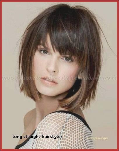 Long Straight Hairstyles Medium Hairstyle Bangs Shoulder Length Hairstyles with Bangs 0d