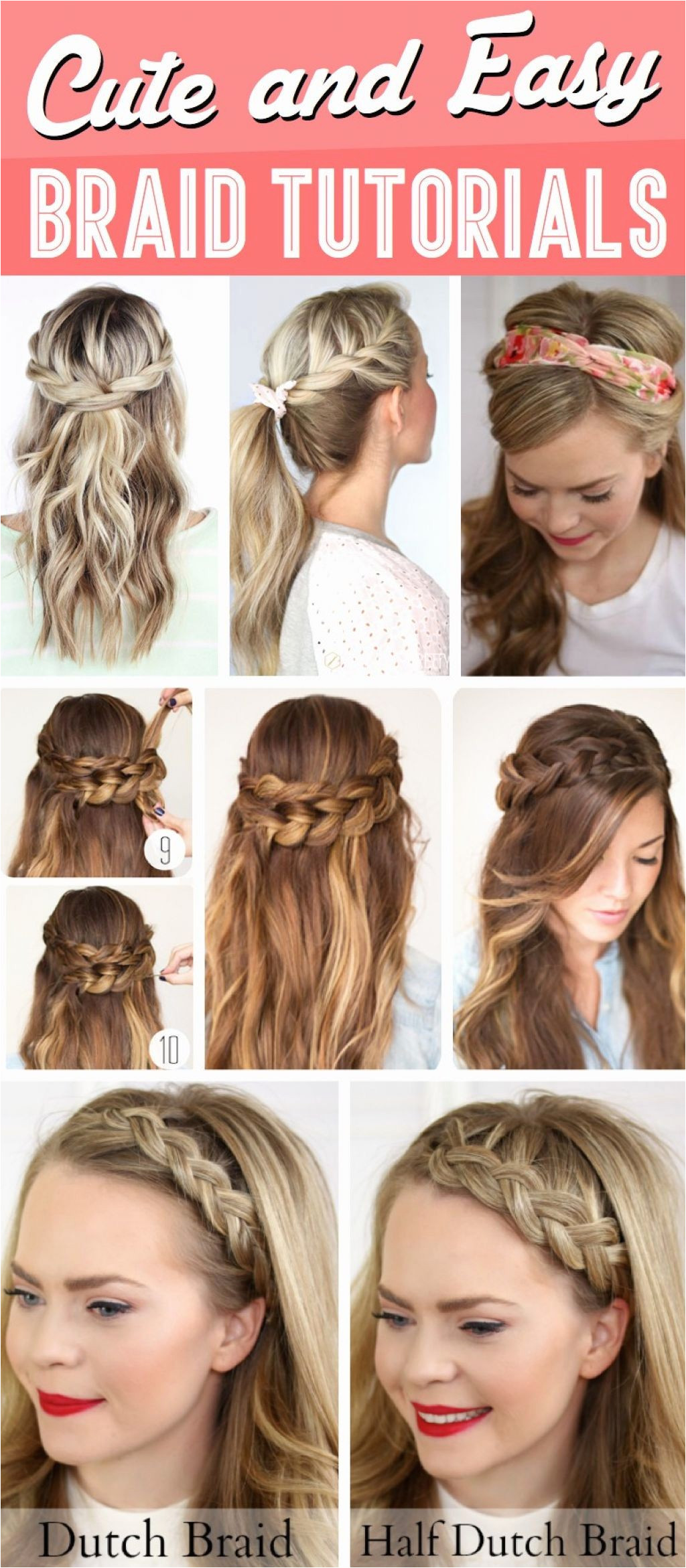 Hairstyle For Girls For School Luxury Easy Hairstyles For Medium Hair To Do Yourself Awesome S