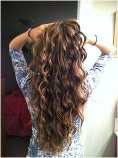 My hair never curls Its thick and drives me crazy to curl it but