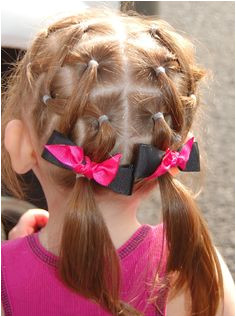 little girls hair style Will be trying this one at work Hope I can