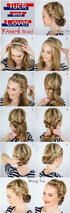 40 Easy Hairstyles No Haircuts for Women with Short Hair – How to Style