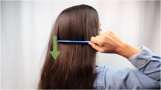 Cute Hairstyles Wikihow 3 Ways to Do A Basic Ponytail Wikihow
