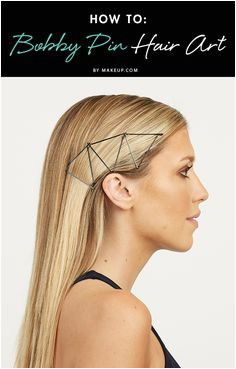 You Never Knew Bobby Pins Could Look This Good
