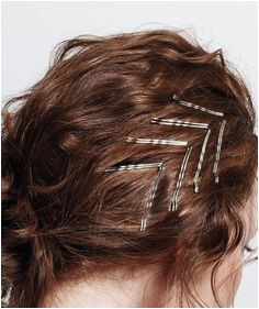 7 Clever Ways to Transform Your Hair With Just Bobby Pins
