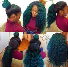 Can you weave do tricks 2 Part Horizontal Versatile Sew In with Side Part
