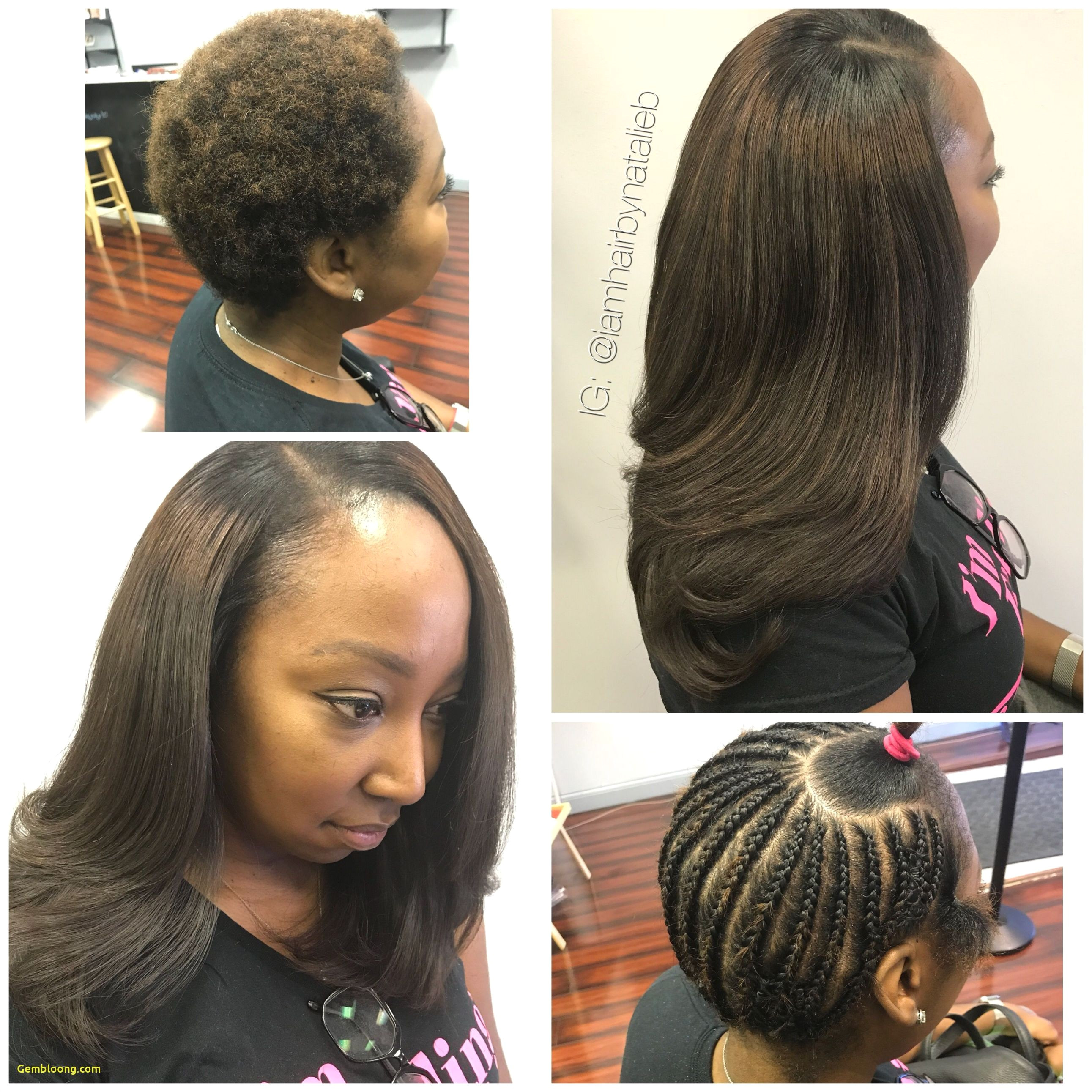 Black Hair Sew In Weave Styles IMAGES
