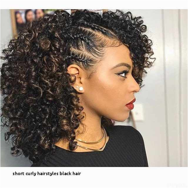 Short Curly Hairstyles Black Hair Cute Weave Hairstyles Unique I Pinimg originals Cd B3 0d Black