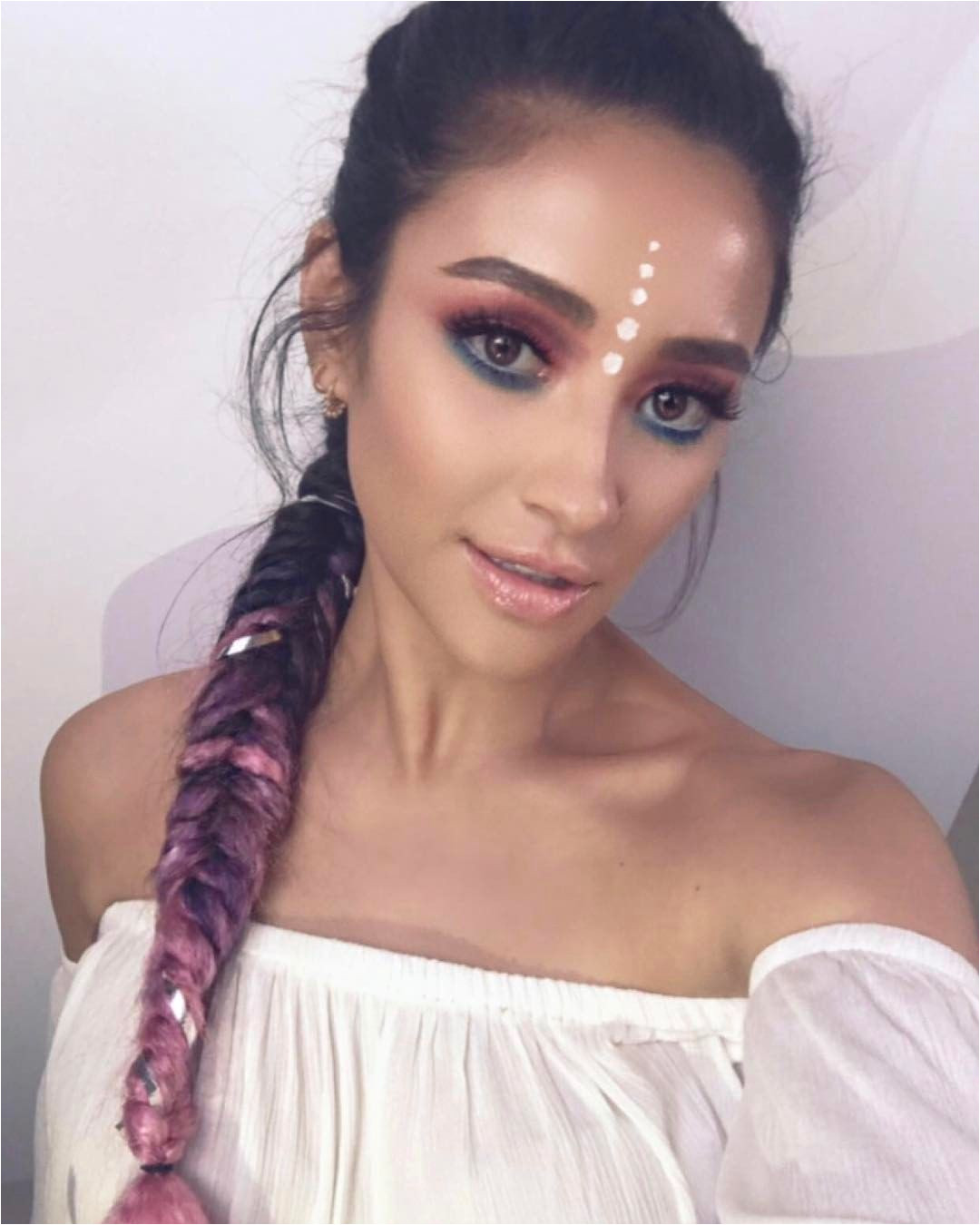 Image uploaded by Find images and videos about pll shay mitchell and coachella on We Heart It the app to lost in what you love