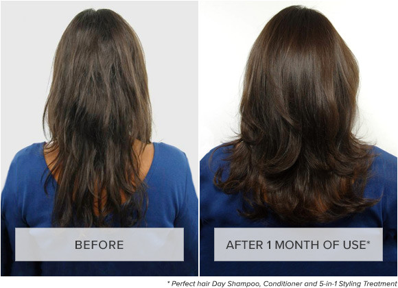 The result your hair will be smooth shiny conditioned strong and voluminous