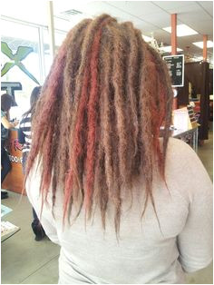 dreadlocks dreads felted synthetic dreadlocks We blend hair and color to match your tastes and style GSpotHairDesign Iowa City Chicago and Des Moines