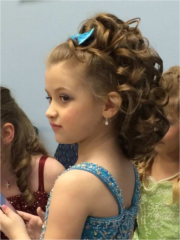 Girls Hairstyles for Parties Elegant 30 Best Curly Hairstyles for Kids Brooke S Hair Pinterest