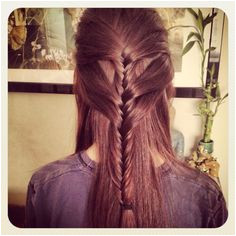 elven hairstyle