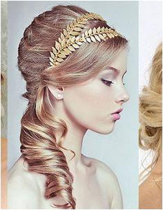 Roman Goddess Hairstyles