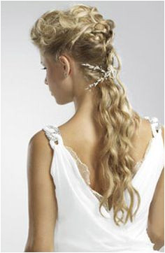 Grecian Goddess Wedding Hairstyles 2012 570—875 pixels Greek