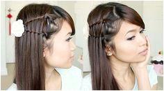 HAIR Easy Hairstyles For Medium Hair Medium Long Hair Braids For Long Hair