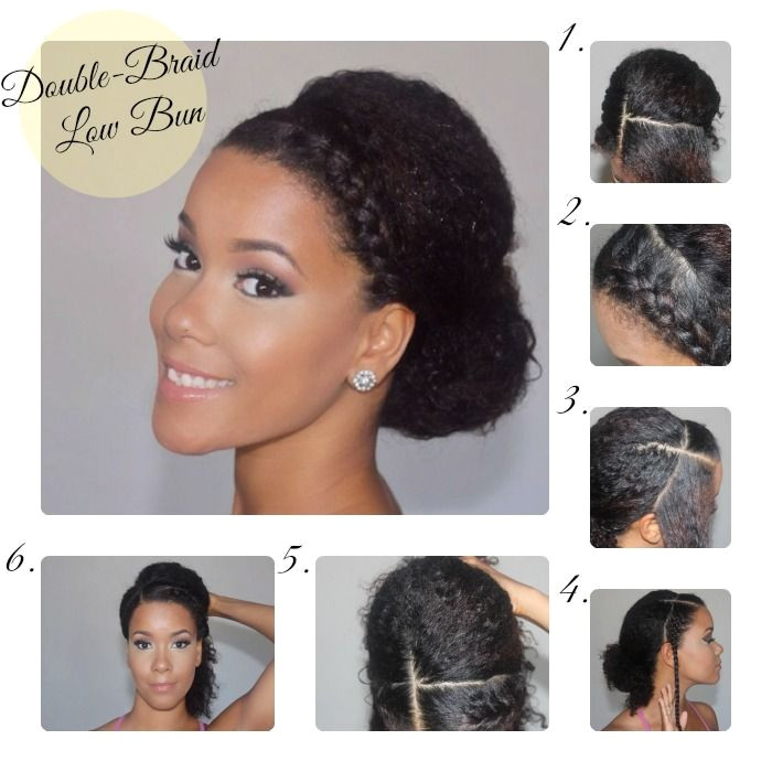 3 Gorgeous Curly Styles for Prom Natural Hair Pinterest
