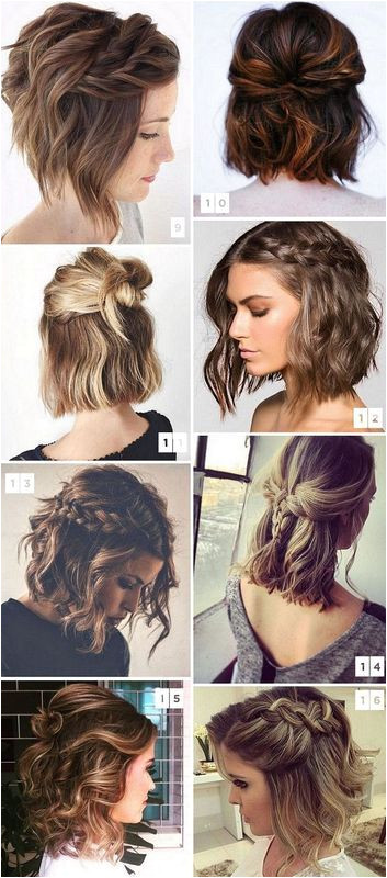 Trendy hairstyles for short and medium haircut 25 Easy Hairstyles for SHORT and medium Hair pixie haircut tutorial how to cut hair how to cut women s