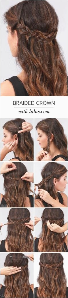 """Easy Braid Hairstyles Step by Step New Easy Braids for Long Hair Pun"""" A Od"""