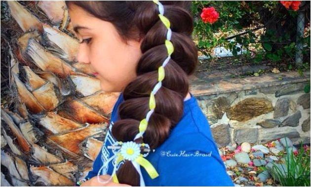 Cool Easy Girl Hairstyles Easy Braid Hairstyles Step by Step Iamkojoe