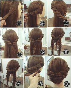 Renaissance hair ideas