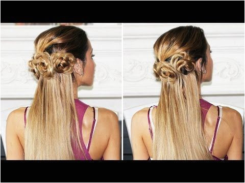 Half Up Half Down Hairstyles For Long Hair WomensHairstylesPlaits WomensHairstylesFormal